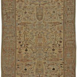 Antique Persian Malayer Rug BB5866