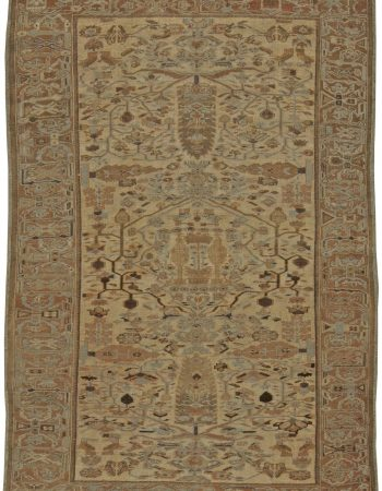Antique Persian Malayer Rug BB5866