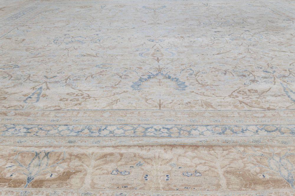 Antique Persian Meshad Carpet BB5606