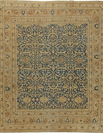 Antique Persian Meshad Rug BB6137