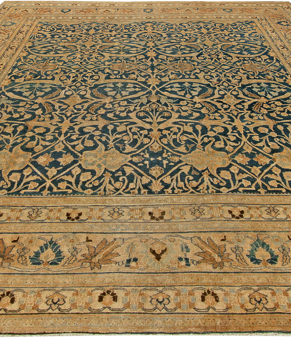 Antique Persian Meshad Rug Bb6137 By Doris Leslie Blau
