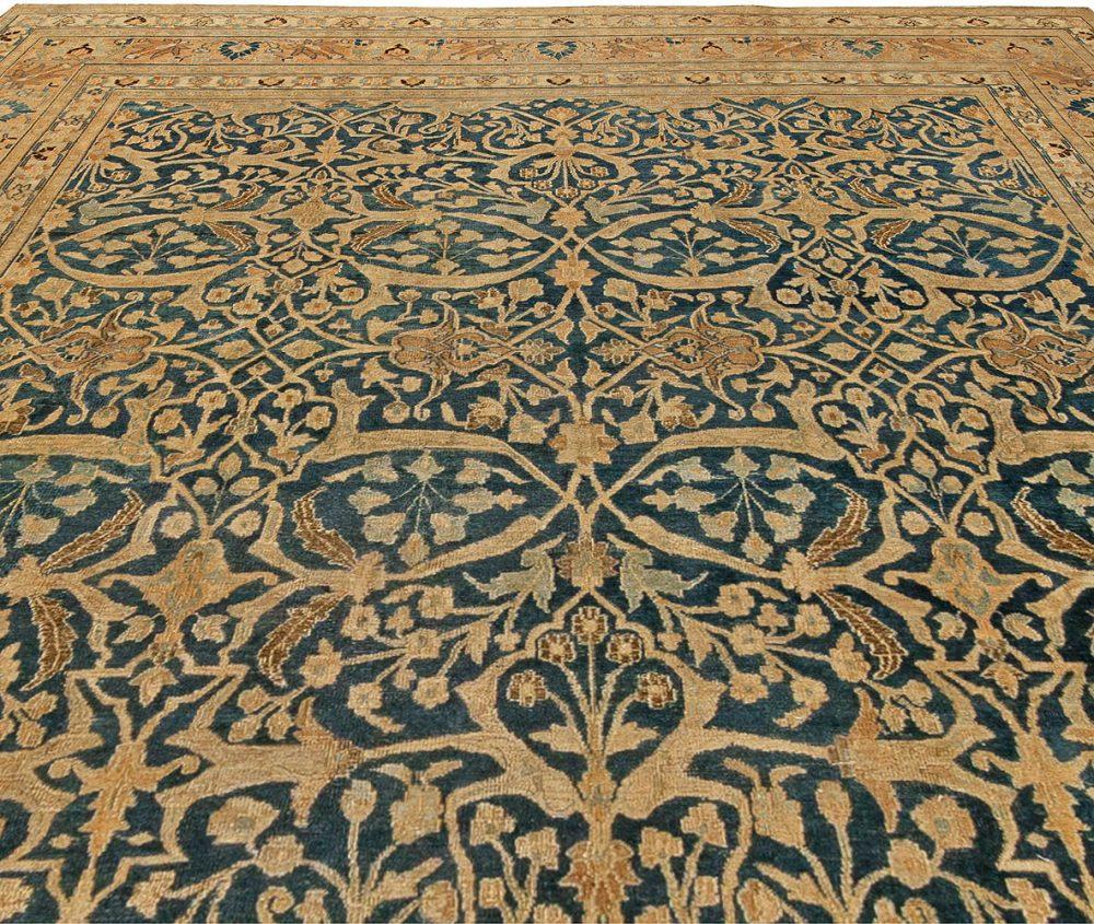 Antique Persian Meshad Rug BB6137