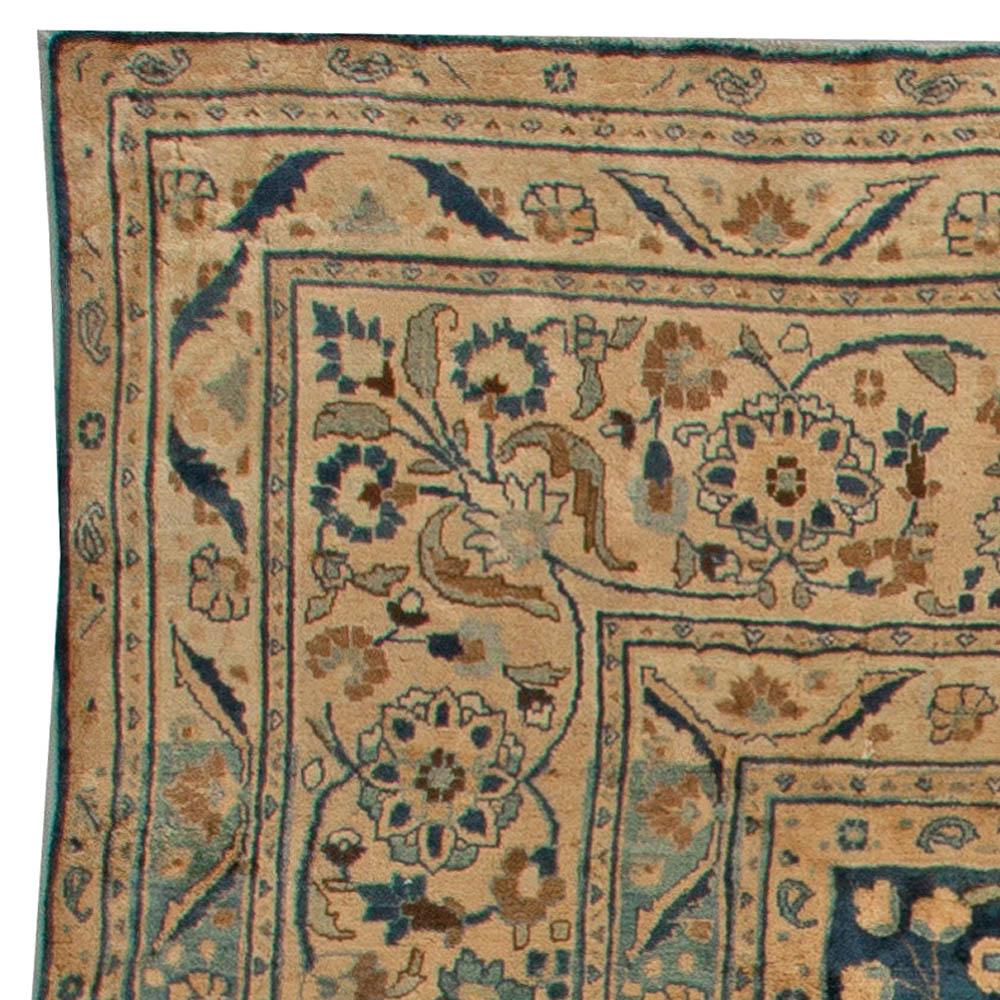 Vintage Persian Rugs: Antique Persian Meshad Rug BB5546 By Doris Leslie Blau