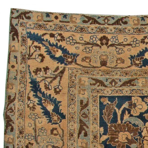 Antique Persian Meshad Rug BB5440