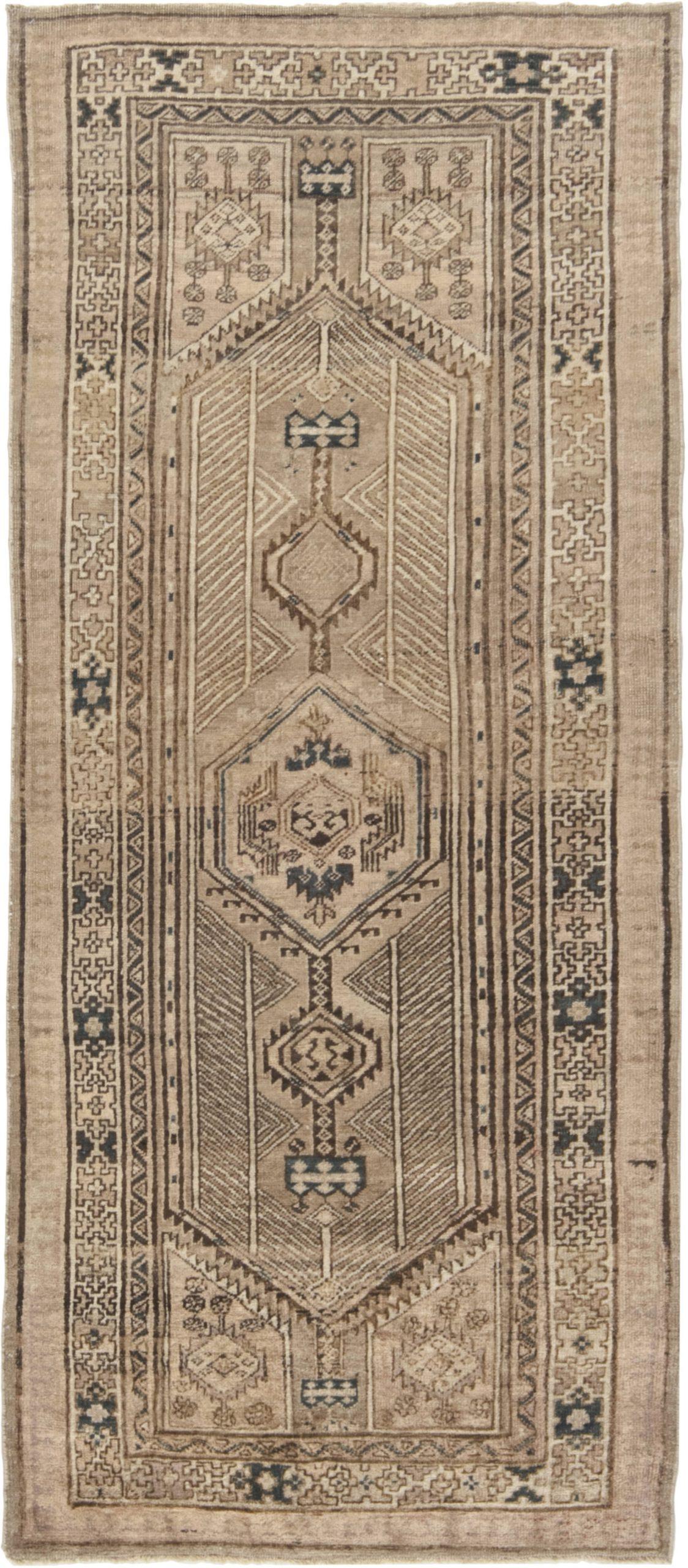 Persian Hamadan Runner BB6508
