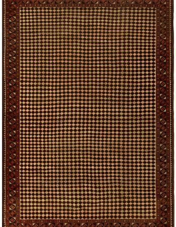 Antique Persian Beshir Rug BB5431