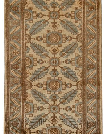 Vintage Persian Runner BB5474