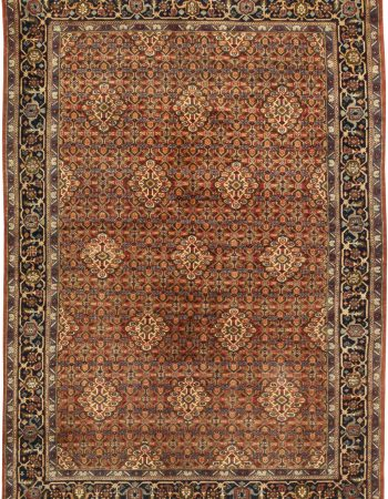 Antique Persian Sultanabad Tapete BB6389