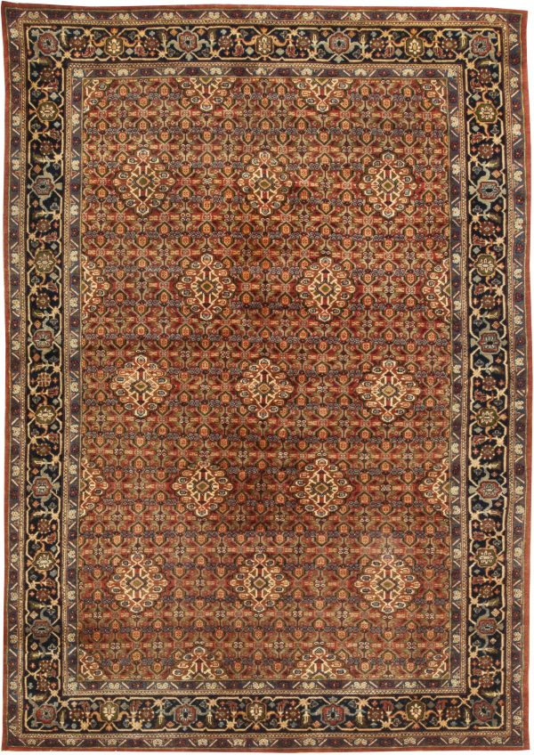 Antique Persian Sultanabad Teppich BB6389