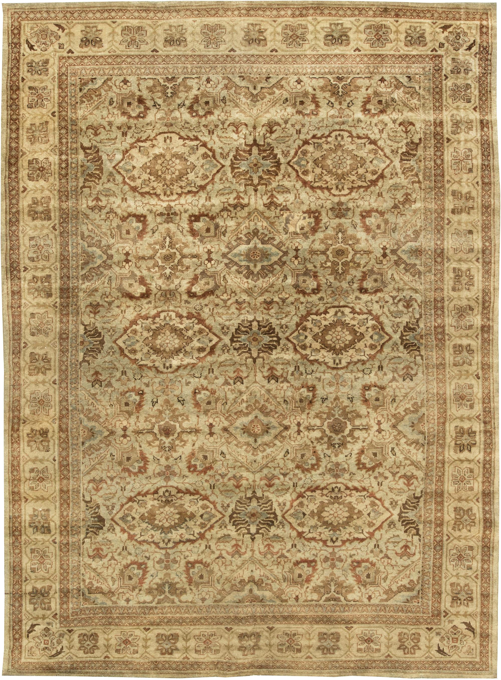 Antique Persian Sultanabad Carpet BB6390