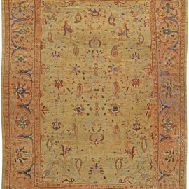 Antique Persian Sultanabad Rug BB6134
