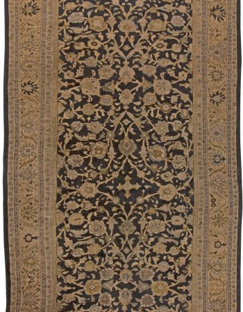 Antique Persian Sultanabd Rug BB5671