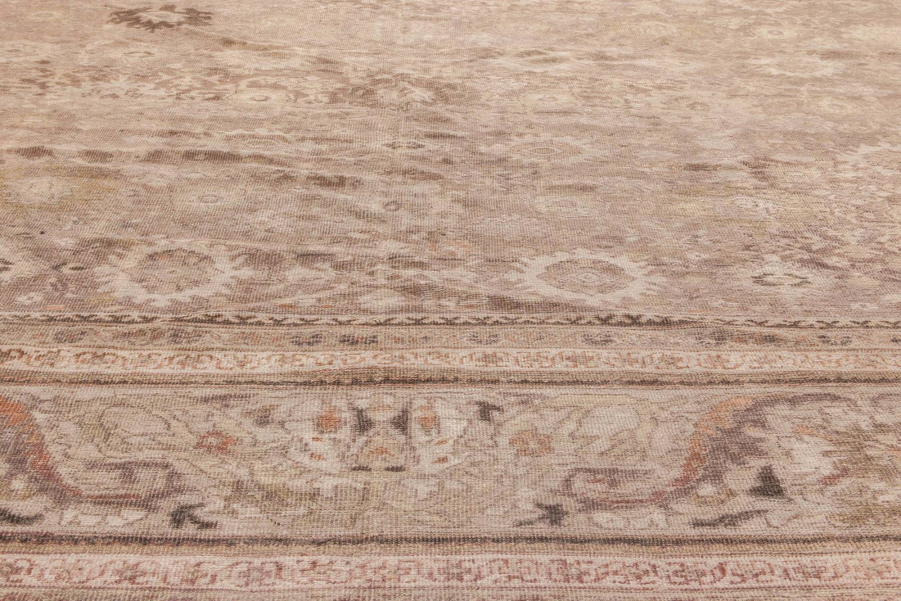 Antique Persian Sultanabad Rug BB6620
