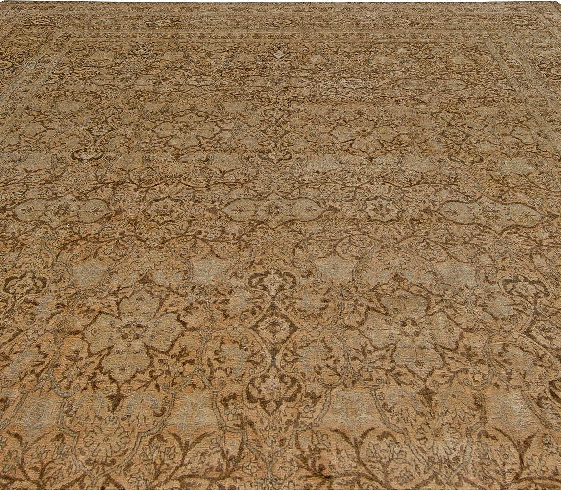 Antique Persian Tabriz Rug BB5562