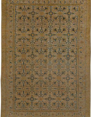 Antique persa Tabriz Tapete BB5754