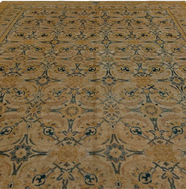 Antique Persian Tabriz Rug BB5754
