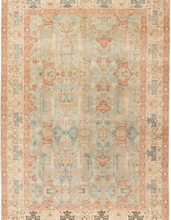 Antique Persian Tabriz Carpet BB6482