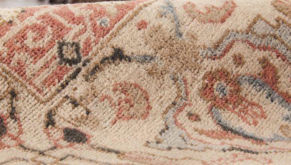 Antique Persian Tabriz Carpet BB6482