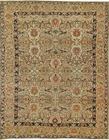 Antique Persian Tabriz Rug BB6097