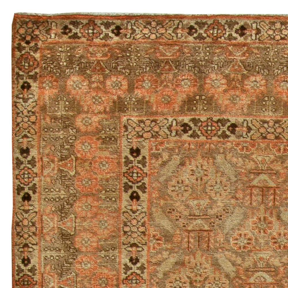 Tabriz Antique Rug BB6030