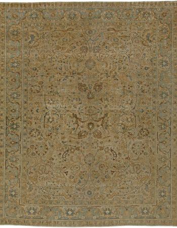 Antique persa Tabriz Tapete BB5913