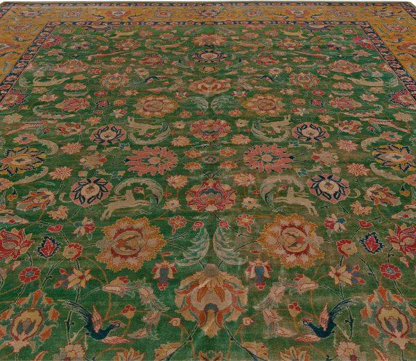 Antique Persian Tabriz Rug BB5464