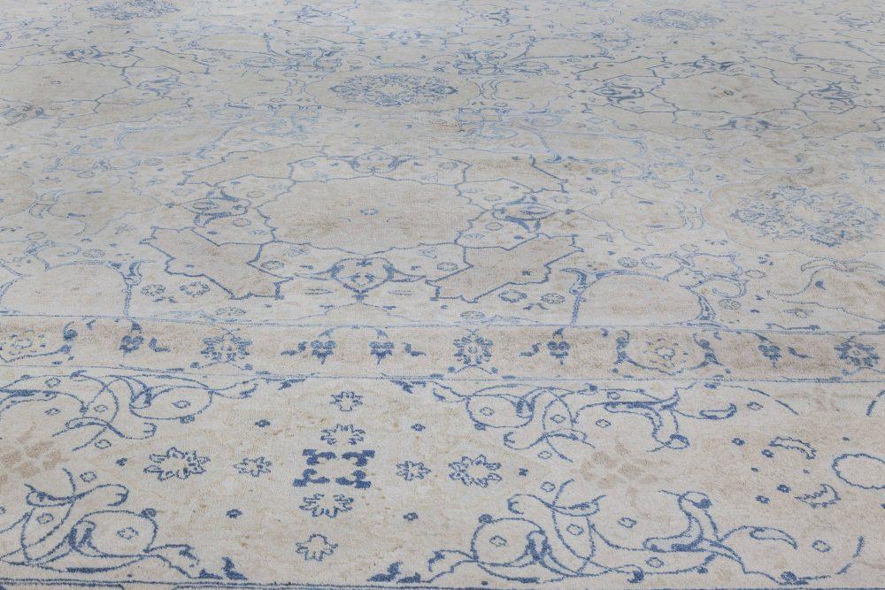 Persian Tabriz Vintage Carpet BB5889