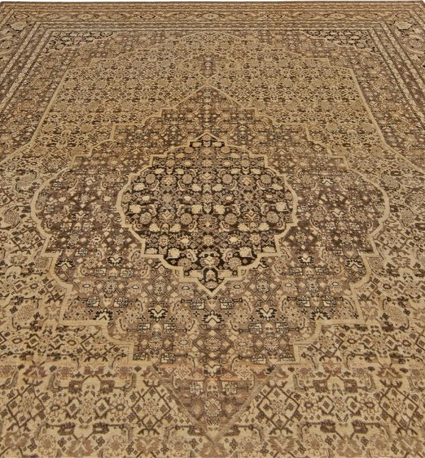 Antique Persian Tabriz Rug BB5561