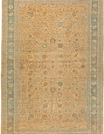 Tapete antigo persa Tabriz BB5775