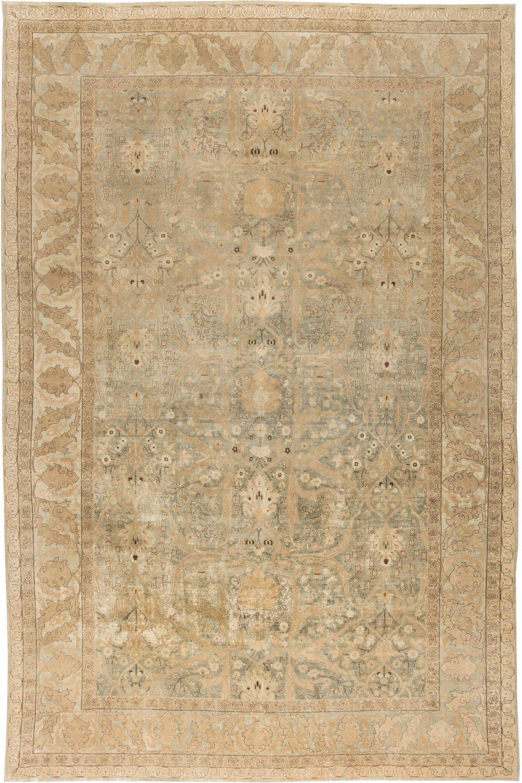 Antique Persian Tabriz Rug BB6457