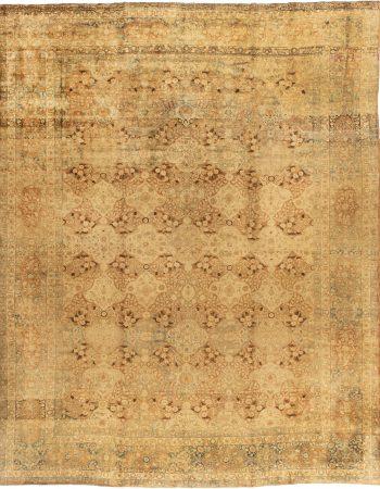 Antique Persian Tabriz Carpet BB5919