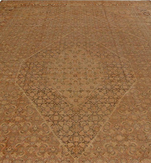 Antique Persian Tabriz Carpet BB5545