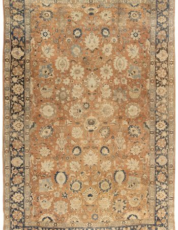 Vintage Persisch Tabriz Teppich BB5553