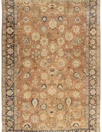 Vintage Persian Tabriz Rug BB5553