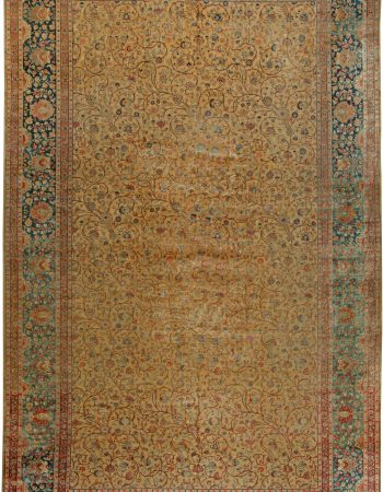 Antique Persian Tabriz BB7012