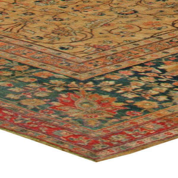 Persian Tabriz Antique Rug BB6106