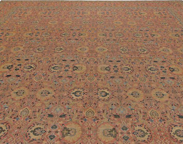 Antique Persian Tabriz Rug BB5596