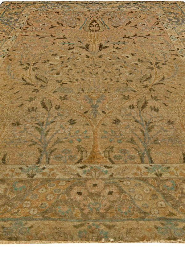 Antique Persian Tabriz Rug BB6108