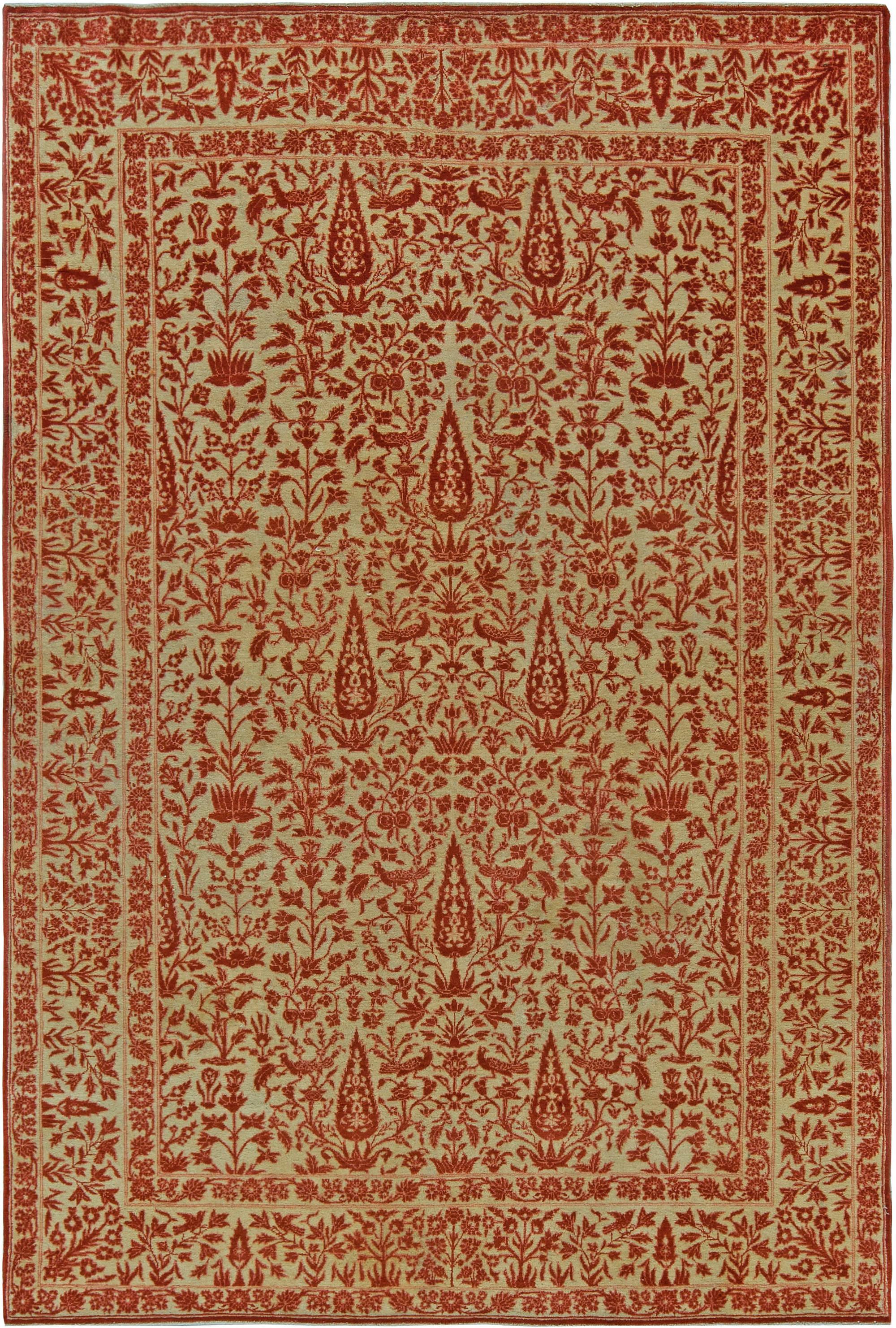 Antique Persian Tabriz Rug BB5612