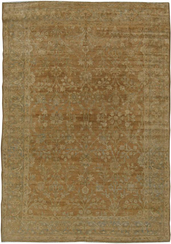 Antique Persian Tabriz Carpet BB5881