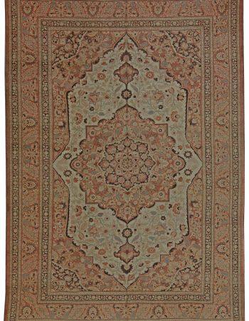 Antique Persian Tabriz Rug BB5471