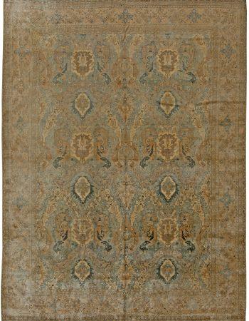 Vintage Persian Tabriz Rug BB5515