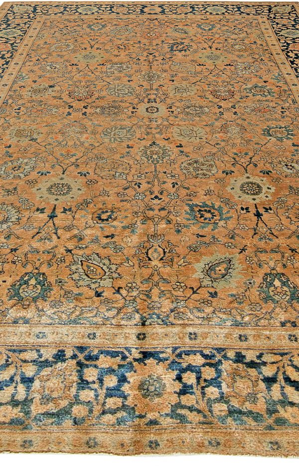 Antique Persian Tabriz Rug BB5519