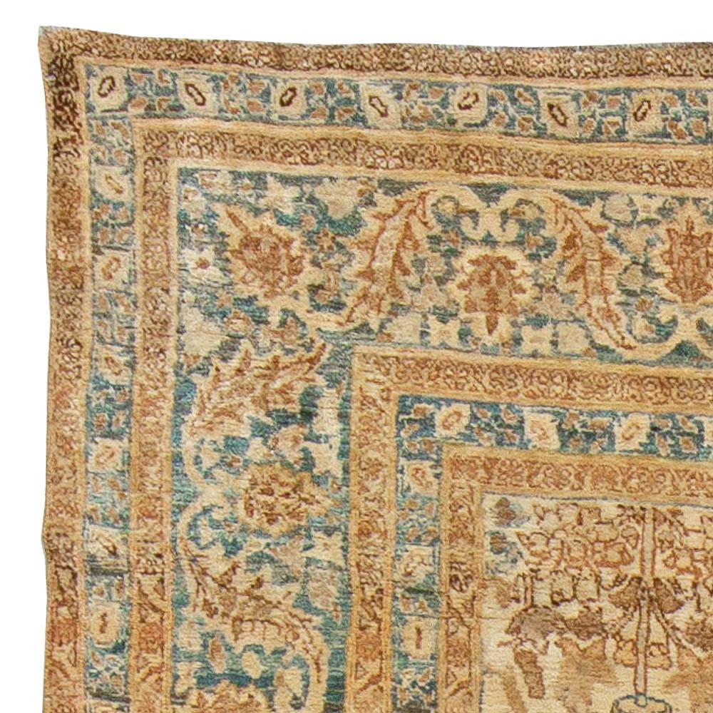 Vintage Persian Tabriz Rug BB5520
