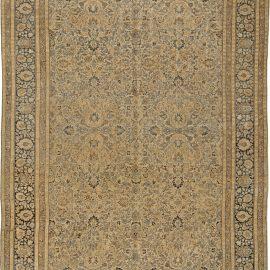 Antique Persian Tabriz Rug BB5521