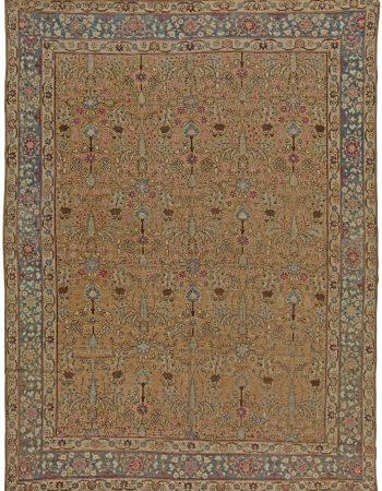 Antique Persian Tabriz Rug BB5528