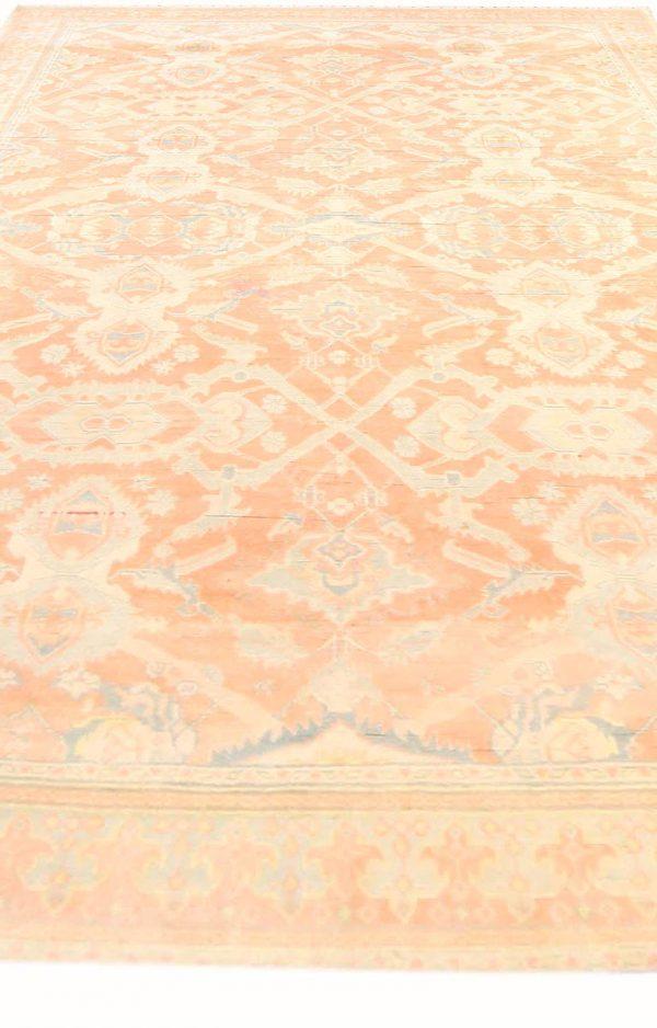 Antique Cotton Agra Rug BB3975