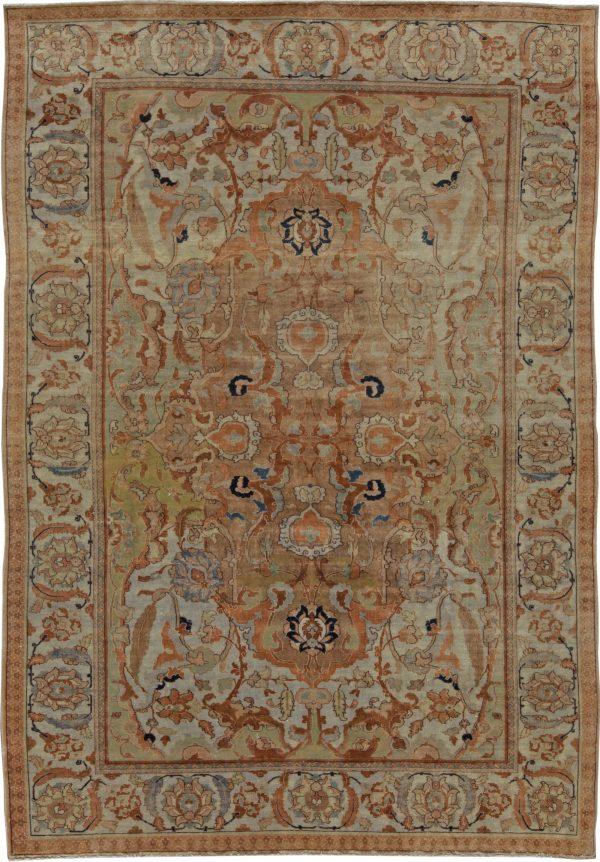 Antique Persian Tabriz Rug BB5421
