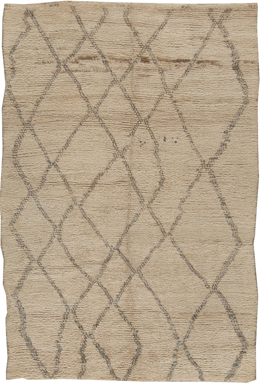 Moroccan Rug BB5432