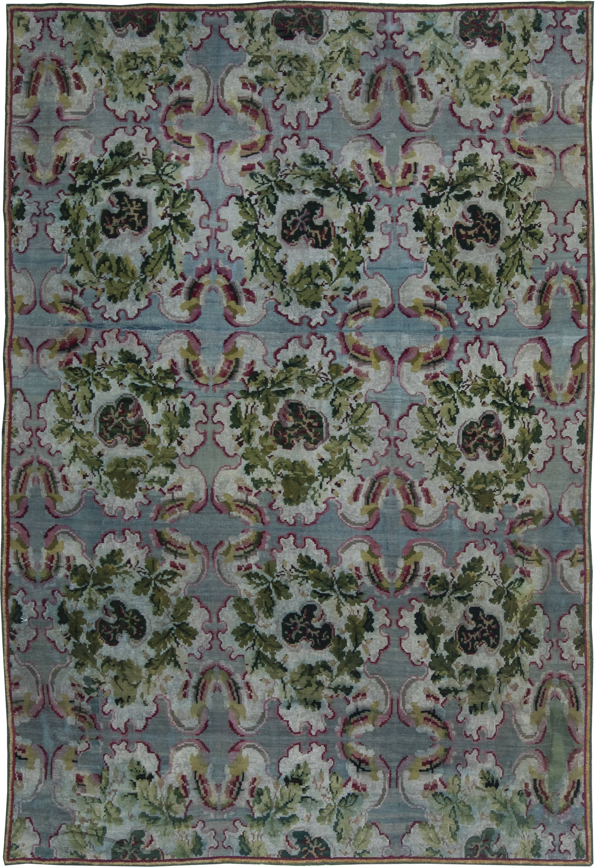 Bessarabian Antique Rug BB6347